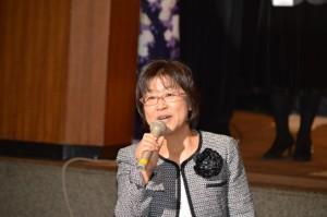 宗岡第四小学校で教えた菊池洋子美先生