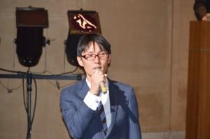志木中学校で教えた石井愛和先生