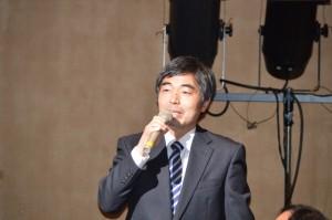 宗岡第二中学校で教えた高橋豊先生