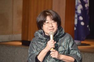 志木中学校で教えた新井綾子先生