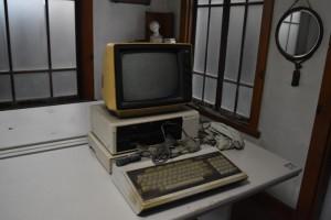 今では懐かしいパソコンPC-8001